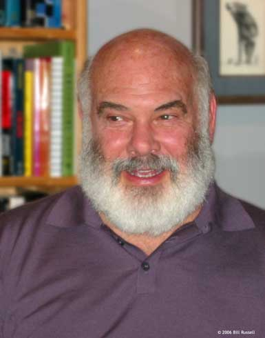 Andrew Weil Interview Photo